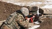4-րդ զորամիավորման հրաձգարաններից մեկում անցկացվել է կրակային պատրաստության գործնական պարա...