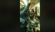 ՀՀ նախագահի տիկինը երթևեկում է մետրոյով (տեսանյութ)