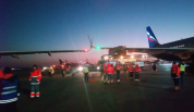 «Շերեմետևո» օդանավակայանում երկու ինքնաթիռ թևերով բախվել են իրար (տեսանյութ)
