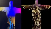 Ռիո դե Ժանեյրոյի Հիսուս Ամենափրկիչ արձանը ՀՀ անկախության տոնի առթիվ լուսավորվել է հայկական...