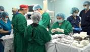Քիչ առաջ ավարտվեց Հայաստանում երկրորդ չափահաս պացիենտի լյարդի փոխպատվաստումը