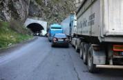 Վերին Լարսի ռուսական հատվածում բեռնատար մեքենաների բացթողնումն իրականացվում է ժ. 10․00-13....