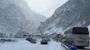 Լարսը բաց է բոլոր տեսակի ավտոմեքենաների համար. ռուսական կողմում կա մոտ 500 բեռնատար ավտոմե...