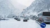 Ստեփանծմինդա-Լարս ավտոճանապարհի ռուսական հատվածում կուտակված է 730 բեռնատար ավտոմեքենա. ԱԻ...