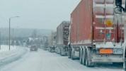 Լարսի ճանապարհը նորից փակ է բեռնատարների համար. ռուսական կողմում 430 բեռնատար կա կուտակված...