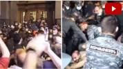 Դատախազության դիմաց իրավիճակը լարված է (տեսանյութ)