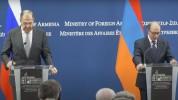 Արա Այվազյանի և Սերգեյ Լավրովի համատեղ մամուլի ասուլիսը. ուղիղ