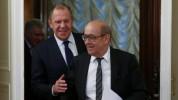 ՌԴ և Ֆրանսիայի ԱԳ նախարարները քննարկել են Լեռնային Ղարաբաղում տիրող իրավիճակը