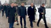 ԼՀԿ անդամներն այցելել են «Եռաբլուր» զինվորական պանթեոն