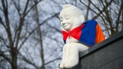 Լիտվայի ԱԳ նախարարության «Պահապան հրեշտակը» ծածկվել է Հայաստանի դրոշով