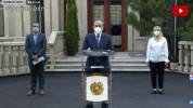 Նիկոլ Փաշինյանի ճեպազրույցը՝ Արսեն Թորոսյանի և Լիլիթ Մուսեյանի մասնակցությամբ․ տեսանյութ