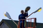 Ամենօրյա աշխատանքներ են իրականացվում Երևանի արտաքին լուսավորության ցանցում