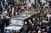Ստամբուլում վերջին հրաժեշտը տվեցին Արա Գյուլերին (տեսանյութ, լուսանկարներ)