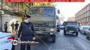 Սեբաստիա փողոցում ՊՆ համարանիշներով КамАЗ-ը վրաերթի է  ենթարկել հետիոտնին. վերջինս հիվանդա...