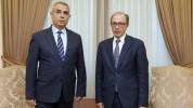 Հայաստանի ԱԳ նախարար Արա Այվազյանը և Արցախի ԱԳ նախարար Մասիս Մայիլյանը հանդիպել են