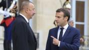 Ֆրանսիայի և Ադրբեջանի նախագահները հեռախոսազրույց են ունեցել