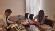 Մեսրոպ Առաքելյանը և Մանե Թանդիլյանն այցելել են «ՍՕՍ մանկական գյուղեր» հիմնադրամի «Կոտայք» ...