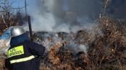 Հրշեջ-փրկարարները մարել են ընդհանուր 11.9 հա տարածքում բռնկված հրդեհները