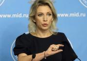 Захарова: в ходе визита сопредседатели МГ ОБСЕ намерены прояснить ситуацию на арцахско-азе...