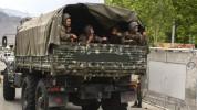 Զինված ուժերի մի շարք զորամասերում իրականացվել է մարտական հերթապահության հերթափոխ