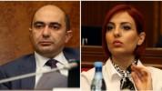 Էդմոն Մարուքյանի և Անի Սամսոնյանի կյանքին ու առողջությանը սպառնալիքներ հնչեցնելու դեպքի առ...