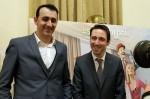 Քաղաքապետ Հայկ Մարությանը տիկնոջ հետ ներկա է գտնվել Մկրտիչ Արզումանյանի #saveմիլիոն ներկայ...