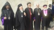 Էրդողանի հրամանագրով Սահակ եպիսկոպոս Մաշալյանը սքեմ կրելու արտոնություն է ստացել