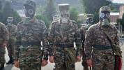 N զորամասում անցկացվել են ռադիացիոն, քիմիական, կենսաբանական պաշտպանության զորքերի մասնագիտ...