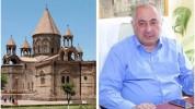Հորդորում ենք անհապաղ ազատ արձակել պրոֆեսոր Չարչյանին․ Մայր Աթոռ