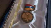 ԱՀ նախագահը ՊԲ 46 զինծառայողների հետմահու շնորհել է «Մարտական ծառայություն» մեդալ