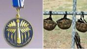 Մի շարք զինծառայողներ հետմահու պարգևատրվել են «Մարտական ծառայության» մեդալներով