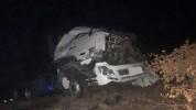 Մեղրի-Կապան ավտոճանապարհին տեղի է ունեցել վթար. տուժել է իրանցի վարորդը