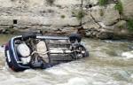 Մեքենան ընկել է Հրազդան գետը. վարորդը մահացել է