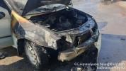 Այրվել է ավտոմեքենայի շարժիչի հատվածը