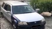 Փրկարարներն «Honda CR-V» մակնիշի ավտոմեքենան դուրս են բերել Հրազդան գետից