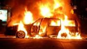 Աշտարակ քաղաքում այրվում են ավտոմեքենաներ. ԱԻՆ