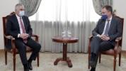 Փոխվարչապետ Մհեր Գրիգորյանն ընդունել է Հարավային Կովկասի և Վրաստանում ճգնաժամի հարցերով ԵՄ...