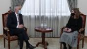 Մհեր Գրիգորյանը և ԱՄՆ դեսպանն անդրադարձել են հայ-ամերիկյան երկկողմ հարաբերությունների զարգ...