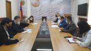Հայաստանը մասնակցում է Հայաստան-ԵՄ ինդիկատիվ ծրագրի մշակմանը. Նարեկ Մկրտչյանն ընդունել է Ա...
