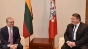 Հայաստանի եւ Լիտվայի ԱԳ նախարարները քննարկել են կորոնավիրուսի դեմ պայքարի քայլերը