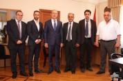 Արցախի ԱԺ նախագահի տեղակալն ընդունել է Կիպրոսի ԷՏԷՔ կուսակցության ներկայացուցիչներին