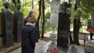 Արմեն Սարգսյանը Մոսկվայում հարգանքի տուրք է մատուցել Խորհրդային Միության հե...