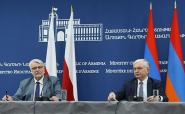 Налбандян: У Армении и Польши большой потенциал экономического сотрудничест...