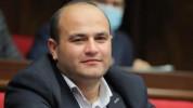 «Իմ քայլը» խմբակցության պատգամավոր Նարեկ Մկրտչյանը հրաժարականի դիմում է ներկայացրել