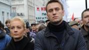 Մոսկվայում ձերբակալվել է ընդդիմադիր գործիչ Ալեքսեյ Նավալնիի կինը
