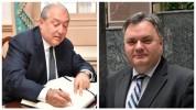 Նախագահի հրամանագրով Արման Հակոբյանը նշանակվել է Կոլումբիայում և Բոլիվիայում ՀՀ արտակարգ և...