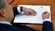 Հանրապետության նախագահը հրամանագրեր է ստորագրել