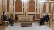 Արմեն Սարգսյանը բարձր է գնահատել Էմանուել Մակրոնի ջանքերը. նախագահը հանդիպել է ՀՀ-ում Ֆրան...