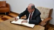 Արմեն Սարգսյանը ստորագրել է Ռազմական դրության ժամանակահատվածում հարկային արտոնություններ ս...