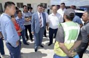 Թալին-Լանջիկ, Լանջիկ - Գյումրի հատվածներում շինաշխատանքները պետք է արագացվեն. ՏԿՏՏ